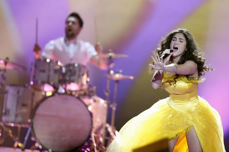 Resultado de imagem para timebelle eurovision 2017