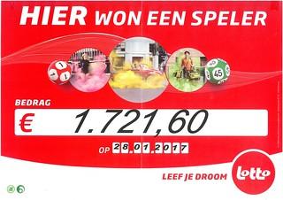 Lotto - €1.721,60