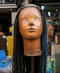 mannequins in thailand (wojofoto) Tags: thailand mannequin puppe pop puppets puppet haar hair hairwraps hairextension dreads dead dreadlock bangkok wojofoto wolfgangjosten dread