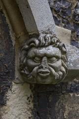 Waltham Abbey Heads (chiron3636) Tags: waltham church abbey walthamabbey 2017