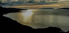 "Sound of Sleat with Skye and Eigg from the mouth of the grand fjord, Loch Hourn. (Scotland by NJC.) Tags: scotland soundofsleat coastline shoreline seashore coast shore seaboard seaside beach strand sea marine maritime aquatic oceanic ocean ""the deep"" briny بَحْر mar 海 moře zee meri mer meer mare 바다 sjø morze море ทะเล island isle islet archipelago atoll key جَزِيرَةٌ ilha 岛屿 otok ostrov ø eiland isla saari île insel νησί isola wyspa insulă остров"