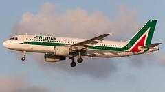 Alitalia, Airbus 320, EI-DTO (Eyal Zarrad) Tags: a320 alitalia eidto llbg telaviv