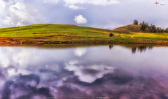 Meditation - Feel of Nature (AQAS.Clicks) Tags: landscape pakistan nature tracking photography ngc travelpakistan beautifulpakisan travel canon perspective moments natureshots naturephotography naturelovers scenery aqas artist valley colors mountains clouds meadows reflection shogran naran