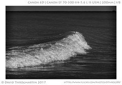 2017_04_22_18498_LR_upd_bw_SilverEfex (dthrog00) Tags: racine wisconsin 6d 70300l lakemichigan wave silverefex blackandwhite
