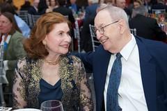 Audrey and Albert Ratner