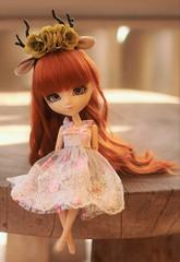 Julchen [Pullip Midori Fukazawa] (Bianca Hopkins) Tags: julchen pullip midori fukazawa la robe vert clair obitsu 27cm g groove fashion doll