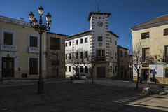Plaza Mayor de Belmonte (Cuenca) (Juanjo RS) Tags: juanjors belmonte cuenca plazamayor spain españa pueblo castillalamancha clm ayuntamiento arquitectura edificio plaza nikon d7100 amateur jrs