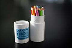 Mini crayons - atana studio (Anthony SÉJOURNÉ) Tags: mini crayons little pencils colors couleurs loft atana studio anthony séjourné