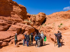 A break from Antelope Canyon is welcomed