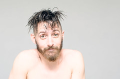 (Damien Cox) Tags: selfportrait autorretrato portrait self i ego myself me moi beard stubble scruff nikon male man masculine damiencoxcouk damiencox face eyes uk