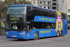 50242 CN61 FBD (1) (ANDY'S UK TRANSPORT PAGE) Tags: buses london hydeparkcorner megabus redwhiteservices