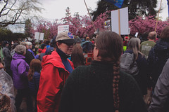 women marching for science (FADICH PHOTOGRAPHY) Tags: science march themarchforscience 2017 april earthday earth day lisaparshley activism protest olympia washington environmentalism gogreen clean energy vote womenofscience climatechange climate change global warming poverty war drought resourcescarcity