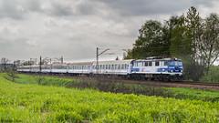 EU07-316 (Adam Okuń) Tags: eu07 lokomotives poland tlk pkp