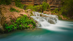 And intensely beautiful (ScorpioOnSUP) Tags: arizona grandcanyon grandcanyonnationalpark havasucreek havasupai supai adventure beautiful camping canyon canyonwalls cascades creek exploration hiking landscape landscapephotography longexposure nationalpark nature outdoors rapid rockformations rocks stream water waterfalls wilderness