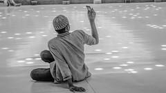 Selfie 3961 3bw (shahidul001) Tags: mosque prayer religion spirituality islam baiturrouf agakhanaward architecture marinatabassum light design community