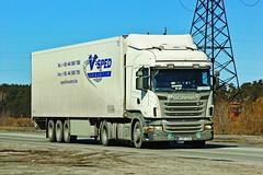Scania R440  H LVF-730 (zauralec) Tags: kurgancity therouter254irtysh город курган трасса трассар254иртыш автомобиль грузовик scania r440 h lvf730