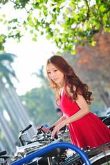 Lili1039 (Mike (JPG直出~ 這就是我的忍道XD)) Tags: lili 台灣大學 d300 model beauty 外拍 portrait 2014