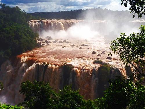 Iguacu falls | Argentinien | Brasilien