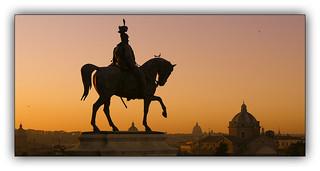 Rome...La ville éternelle...