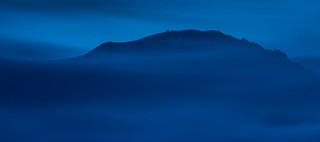 Twilight on the Mountain