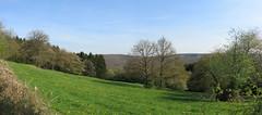 IMG_3973_74 (Bike and hiker) Tags: ourthe aisne printemps lente
