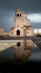 17854837_10207146805589069_2816048613521634027_o (marinarafaelian) Tags: armenianchurch down sunset streetphotography street rain