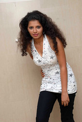 Indian Actress DISHA POOVAIAH Hot Photos Set-1 (55)