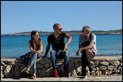 Cala Bona - Cala Millor (www.nielsdejgaard.dk) Tags: calamillor calabona beach strand beachlife strandliv mallorca people mennesker