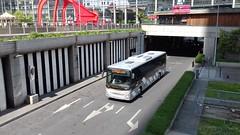 Transdev Houdan Iveco Crossway ED-508-KQ (78) n°1631 (couvrat.sylvain) Tags: transdev houdan crossway car autocar interurbain la défense express a14 mobilien iveco
