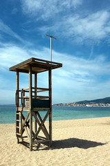 structure | palma de mallorca (John FotoHouse) Tags: structure 2017 palmademallorca beach seaside dolan flickr fujifilmx100s fuji johnfotohouse johndolan leedsflickrgroup color colour copyrightjdolan april