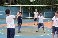 CEM Giovania de Almeida 26 04 17 Foto Celso Peixoto (5) (Copy) (prefbc) Tags: cem giovania almeida escola educação atividade escolar esporte volei