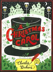 A Christmas Carol (Vernon Barford School Library) Tags: charlesdickens charles dickens classic classics classicliterature classicfiction classicstory classicnovel classicnovels classicstories christmas holiday holidays christmasstories familylife family families ghost ghoststories ghoststory miser misers poor poverty ebenezerscrooge ebenezer scrooge sick ill sickness illness london england 19thcentury nineteenthcentury 1800s europe 9780147512895 vernon barford library libraries new recent book books read reading reads junior high middle vernonbarford fiction fictional novel novels paperback paperbacks softcover softcovers covers cover bookcover bookcovers