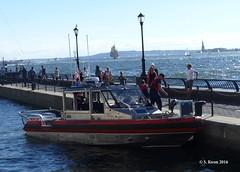 US Coast Guard (featfannyc) Tags: newyorkcity nyc september2016 downtownmanhattan