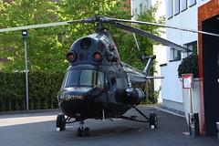 HA-BFR Mil Mi-2 @ Düsseldorf 06-May-2017 by Johan Hetebrij (Balloony Dutchman) Tags: cn 528021013 on display fkkclub oceans brothel oberhausener strasse düsseldorf stored helicopter habfr mil mi2 hubschrauber