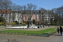 München 061 (Frank Guschmann) Tags: münchen alterbotanischergarten neptunbrunnem skulptur frankguschmann nikond7100 nikon d7100 deutschland germany urlaub vacation holidays