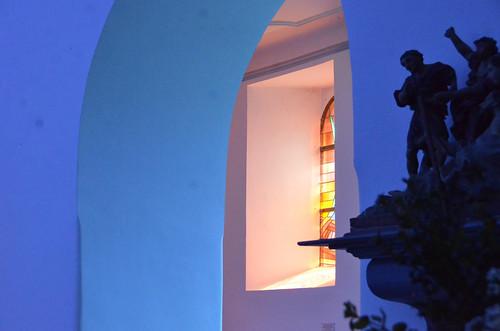 Waha (province du Luxembourg), église St-Etienne