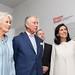 2017, Herzogin Camilla, Prinz Charles, Danielle Spera, Werner Hanak-Lettner