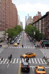 West 23rd Street at 10th (Towner Images) Tags: us usa ny nyc towner america townerimages newyork bigapple city urban manhattan building architecture street streetscape cityscape west23rdstreet chelsea