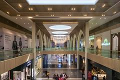 Festival City ... (Bijanfotografy) Tags: fuji fujifilm fujifilmxf14mm28 fujifilmxe1 xtrans doha dohaqatar qatar festivalcity mall city urban