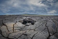 Ka'ahumanu sinkhole (Traylor Photography) Tags: landscape cloudy bigisland leeward lavafields panorama hawaii kaahumanulavatubes sinkholes kailuakona unitedstates us