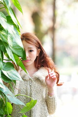 Lili0049 (Mike (JPG直出~ 這就是我的忍道XD)) Tags: lili 台灣大學 d300 model beauty 外拍 portrait 2014