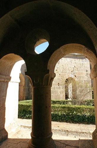 Déambulatoire de l'Abbaye
