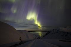 Iceland (richard.mcmanus.) Tags: iceland arctic northernlights mountains night reykjavik vik winter landscape snow