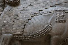 20170506_louvre_khorsabad_assyrian_9f999 (isogood) Tags: khorsabad dursarrukin assyrian lamassu paris louvre mesopotamia sculpture nineveh iraq sarrukin
