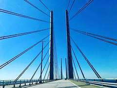 Bridge to #malmo #sweden #denmark #europe