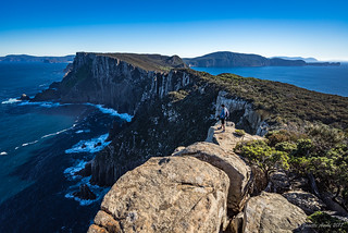 Cape Pillar to Cape Hauy