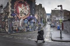 A Different World (brwestfc) Tags: stokes croft bristol graffiti mural street art vandalism city life foriegn culture