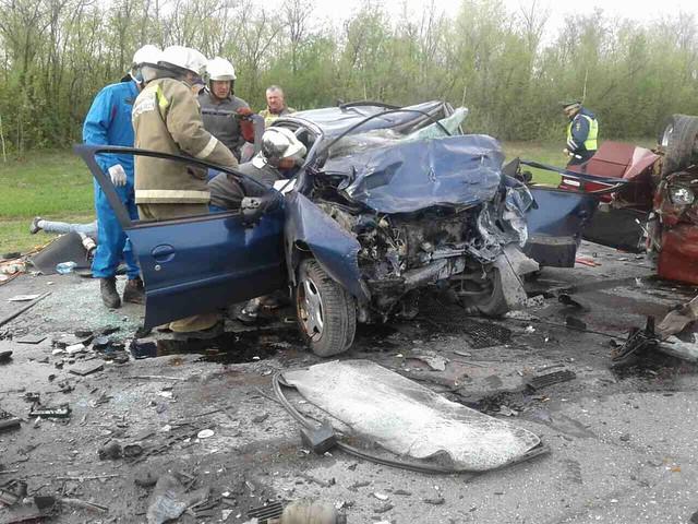 ВДТП под Сызранью погибло несколько человек