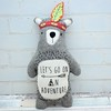 "Wilderness Bear Softie • <a style=""font-size:0.8em;"" href=""http://www.flickr.com/photos/29905958@N04/34556144962/"" target=""_blank"">View on Flickr</a>"
