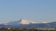 May 4, 2017 - Longs Peak dominating the horizon. (David Canfield)